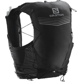 Salomon Adv Skin 12 Backpack Set black